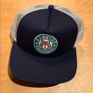 Stranger Things Nike trucker hat